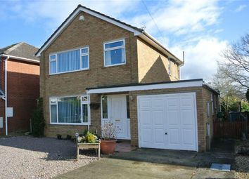 Thumbnail 3 bed detached house for sale in Poplar Crescent, Bourne, Lincolnshire