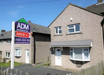 Thumbnail 3 bed end terrace house for sale in Thackeray Grove, Lockwood, Huddersfield
