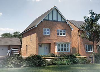 "Thumbnail 4 bedroom detached house for sale in ""The Bredon"" at Deardon Way, Shinfield, Reading"