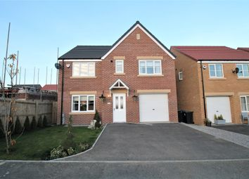 Thumbnail 5 bed detached house for sale in Temperley Way, Sacriston, Durham