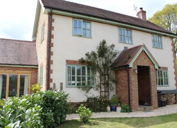 Thumbnail 4 bed detached house to rent in Brook Cottage, Bourton, Gillingham, Dorset