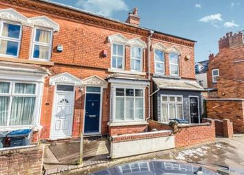 Thumbnail 2 bed terraced house for sale in Bond Street, Stirchley, Birmingham, West Midlands