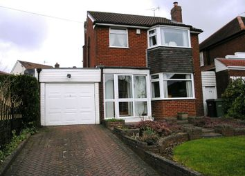 3 bed detached house for sale in Manor Abbey Road, Halesowen B62