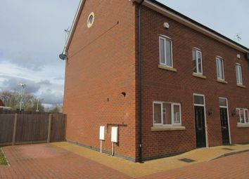 Thumbnail 3 bed semi-detached house to rent in Court Yard Close, Syston