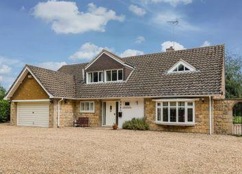 Thumbnail 5 bed detached house for sale in Graeme Road, Sutton, Peterborough