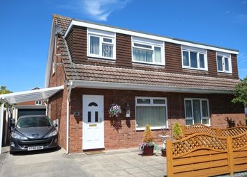 Thumbnail 3 bed semi-detached house for sale in Jubilee Close, Bridgwater