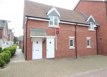 Thumbnail 2 bed flat to rent in Pacey Way, Grantham