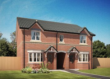 Thumbnail 2 bed mews house for sale in The Sutton, Beaumont Gardens, Collingwood Road, Chorley, Lancashire