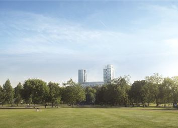 Thumbnail Studio for sale in One City North, The Rectangular Tower, Finsbury Park, London