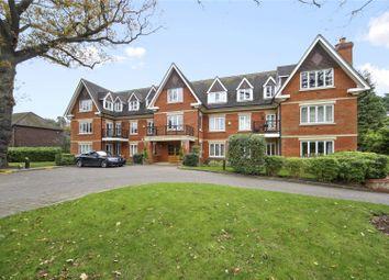 Thumbnail 2 bed flat for sale in Carrigshaun, Old Avenue, Weybridge, Surrey