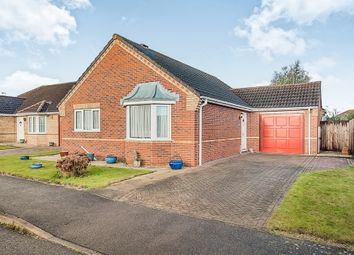 Thumbnail 2 bedroom detached bungalow for sale in Midsummer Gardens, Long Sutton, Spalding