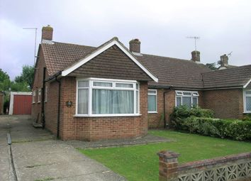 Thumbnail 2 bed semi-detached bungalow for sale in Millstream Gardens, Wannock