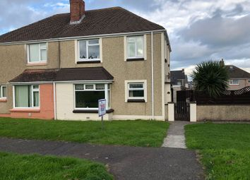 Thumbnail 3 bed semi-detached house for sale in Harbour Way, Hakin, Milford Haven