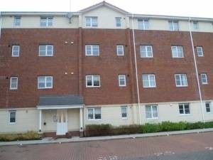Thumbnail 2 bedroom flat to rent in Citadel East, Killingworth, Newcastle Upon Tyne