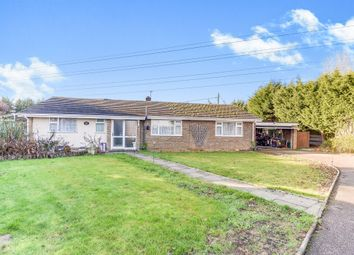 Thumbnail 4 bed detached bungalow for sale in Beancroft Road, Marston Moretaine, Bedford