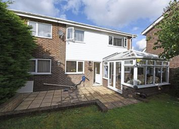 Thumbnail 4 bed detached house for sale in Columbine Road, Basingstoke