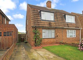 Thumbnail 2 bed semi-detached house for sale in Jarrett Avenue, Wainscott, Kent