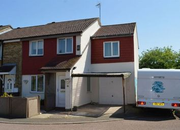 Thumbnail 4 bed end terrace house for sale in Dore Close, The Maltings, Northampton