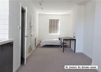 Thumbnail Studio to rent in St James's Street, Kemp Town, Brighton