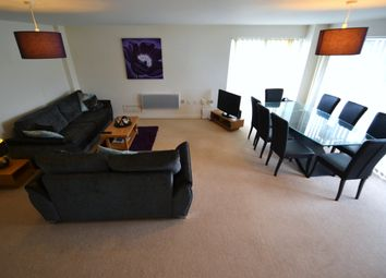 Thumbnail 3 bed flat to rent in Alexandria Victoria Wharf, Watkiss Way, Cardiff Bay
