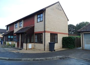 Thumbnail 1 bed end terrace house to rent in Rectory Close, Lonstanton, Cambridge