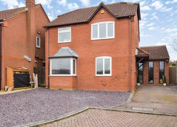 4 bed detached house for sale in Lawrence Close, Leicester, Leicestershire LE4