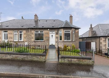 Thumbnail 4 bedroom semi-detached bungalow for sale in Britwell Crescent, Edinburgh