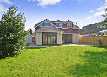Thumbnail 4 bed detached house for sale in Lime Tree Avenue, Worthing, West Sussex