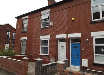 Thumbnail 3 bed terraced house for sale in Langley Road, Manchester, Greater Manchester, Uk