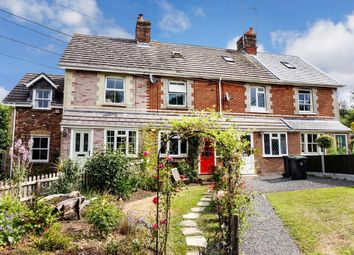 Thumbnail 3 bed terraced house for sale in Giddy Lake Cottages, Wimborne, Dorset