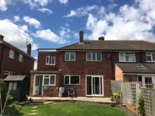 Thumbnail 4 bedroom semi-detached house to rent in Didcot, Oxfordshire