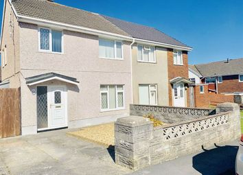 3 bed semi-detached house for sale in Heol Dderwen, Llanelli SA15