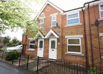 Thumbnail 2 bed terraced house to rent in Lindengate Avenue, Hull