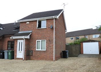 Thumbnail 2 bed town house for sale in Bramblewood Close, Gonerby Hill Foot, Grantham
