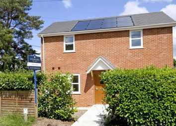 Thumbnail 3 bed detached house for sale in Post Office Lane, St Ives, Ringwood