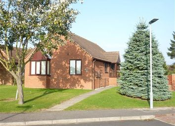 Thumbnail 2 bed detached bungalow for sale in The Mead, Laceby, Grimsby