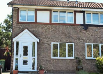 Thumbnail 3 bed semi-detached house to rent in Ash Meadow, Lea, Preston