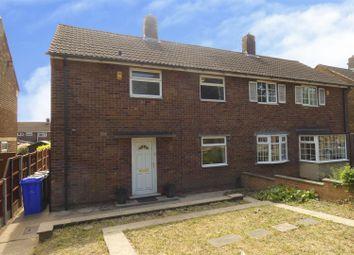 Thumbnail 3 bed semi-detached house for sale in Longmoor Road, Long Eaton, Nottingham