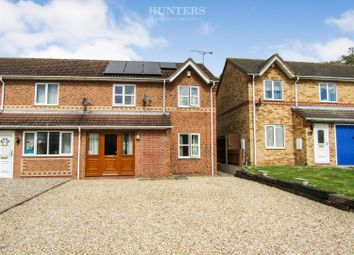 Thumbnail 3 bed semi-detached house for sale in Old Showfields, Gainsborough