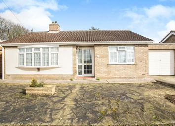 Thumbnail 2 bedroom bungalow for sale in Downham Market, Kings Lynn, Norfolk
