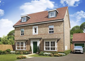 "Thumbnail 5 bedroom detached house for sale in ""Malvern"" at Marsh Lane, Leonard Stanley, Stonehouse"