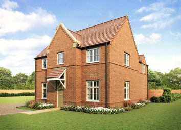 """Thumbnail 4 bedroom detached house for sale in """"Ruthin"""" at Bardolph Way, Huntingdon"""