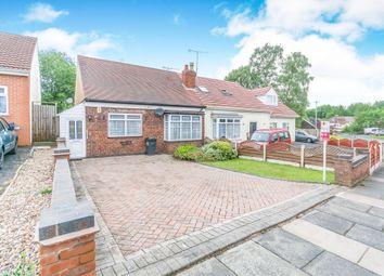 Thumbnail 2 bed semi-detached bungalow for sale in Coleys Lane, Northfield, Birmingham