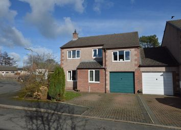 Thumbnail 4 bed link-detached house for sale in Stonegarth, Greystoke, Penrith