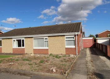 Thumbnail 2 bedroom semi-detached bungalow for sale in Glamis Road, Carlton-In-Lindrick, Worksop