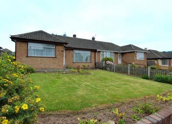 Thumbnail 3 bed semi-detached bungalow for sale in Moseley Wood Walk, Cookridge, Leeds