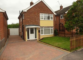 Thumbnail 3 bed detached house to rent in Stonehill, Castle Donington, Derby