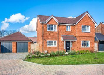 Cranleigh, Surrey GU6. 4 bed detached house for sale