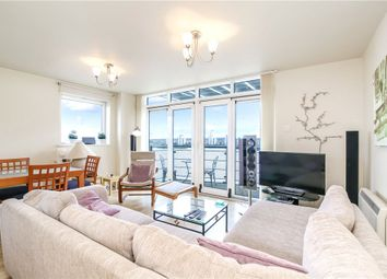 Thumbnail 2 bed flat for sale in Sheerness Mews, Gallions Point, London