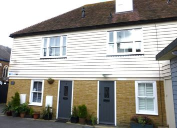 Thumbnail 2 bed terraced house to rent in Oyster Mews, Skinners Alley, Whitstable